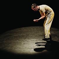 Steve Paxton Dance Retrospective at Dia: Beacon