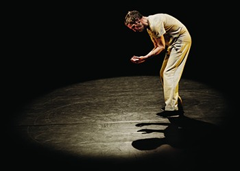 Steve Paxton Dance Retrospective at Dia: Beacon