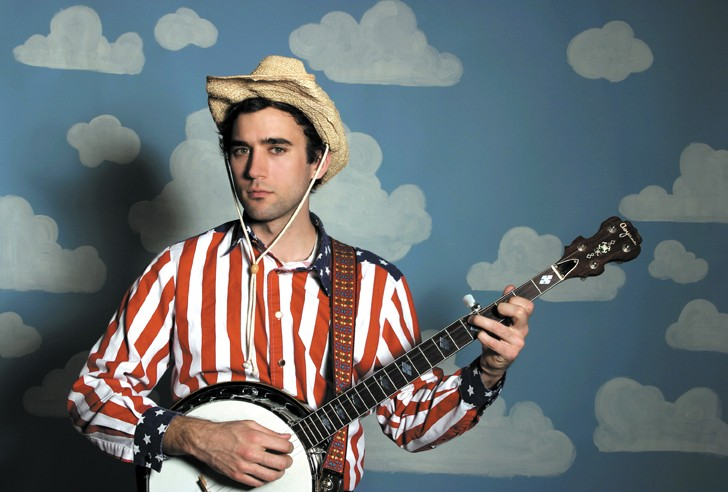 Sufjan Stevens will perform at All Tomorrow's Parties at Kutsher's in Monticello on September 12.