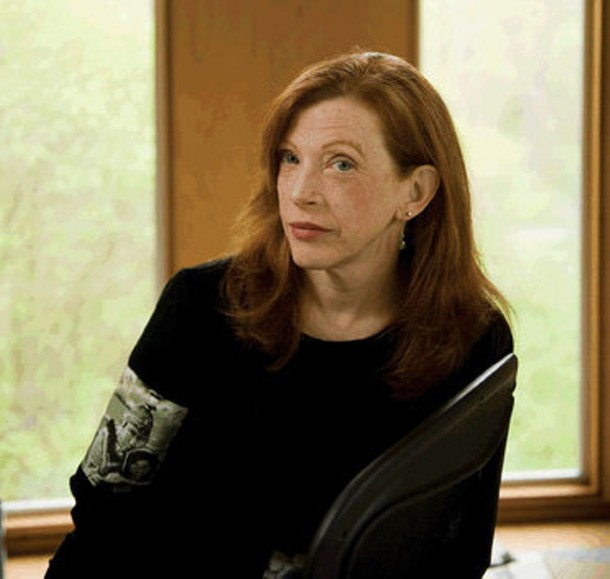 """Susan Orlean, author of """"The Orchid Thief,"""" will kick off the Woodstock Writers Festival with a keynote speech on Friday, February 12"""