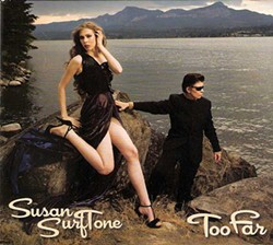 Susan SurfTone, Too Far, 2013, Acme Brothers Records