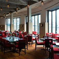 Community Pages: Beacon & Fishkill Swift Restaurant dining room at the Roundhouse in Beacon, NY Rob Penner