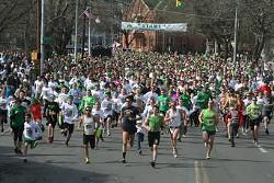 The 2013 Shamrock Run.