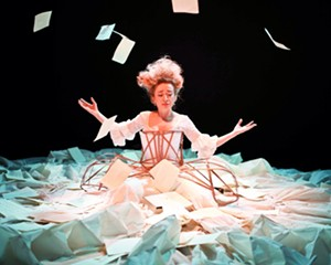 """The acclaimed one woman show """"The Other Mozart"""" will be performed at the festival"""