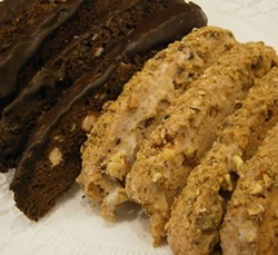 The best BISCOTTI.  EVER!