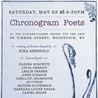 The Chronogram Poets 2015
