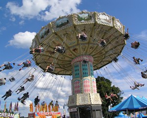 The Dutchess County Fair