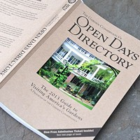 The Garden Conservancy Releases 2013 Open Days Directory