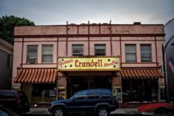 The historic Crandell Theater recently reopened under community ownership after being closed for six months following the death of Tony Quirino.