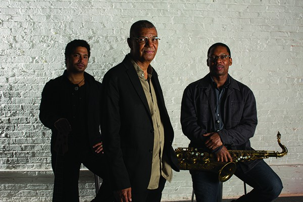 The Jack DeJohnette Trio