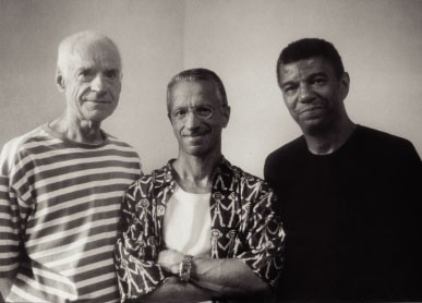 The Keith Jarrett Trio, L to R: Gary Peacock, Keith Jarrett, Jack DeJohnette
