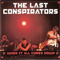 CD Review: The Last Conspirators