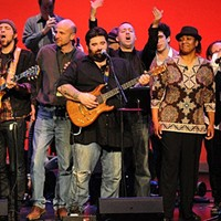 """Last Waltz LIVE"" Takes Great Barrington Stage"