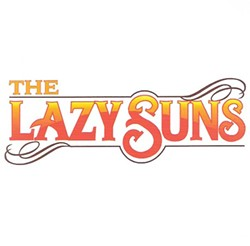 The Lazy Suns, The Lazy Suns, 2012, Independent.