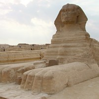 THE MYSTERY OF THE SPHINX AND THE MAGIC OF EGYPT