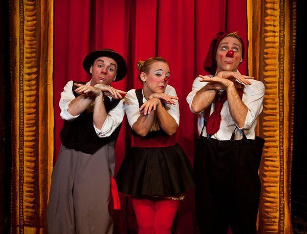 The Piccolini Trio.