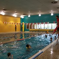 Birthday Party Venue: Indoor Pool at the Kingston YMCA