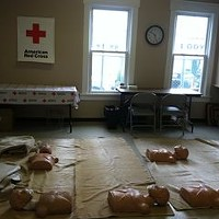 CPR and First Aid Certification at the Red Cross