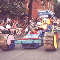 The Return of the Kingston Artist Soap Box Derby