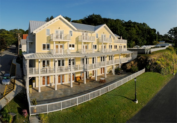 THE RHINECLIFF HOTEL WHERE THE IRON GRAD WILL BE TAKING PLACE MAY 11.