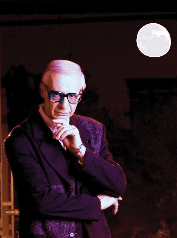 The Ritz Theater in Newburgh welcomes world-famous mentalist The Amazing Kreskin for two mind-bending shows on March 24.