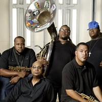 Soul Rebels Bring the Funk to Daryl's House
