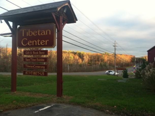 The Tibetan Center on Route 28 in Kingston. - HUDSON VALLEY GOOD STUFF
