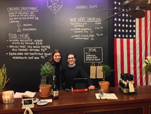 Theresa and Michael Drapkin of Kingston Wine Co.
