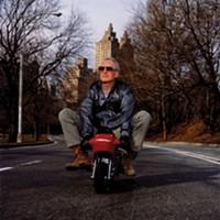 Parting Shot: Paul Newman, New York City
