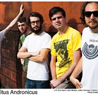 Titus Andronicus at BSP Lounge