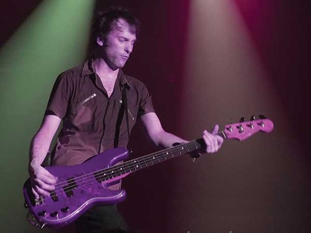 Tommy Stinson - COURTESY OF METAL TRAVELLER