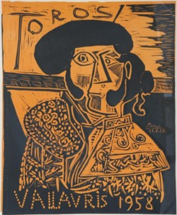 JAMES COX GALLERY - Toros Vallauris, 1958, by Pablo Picasso