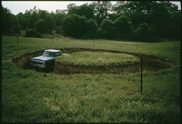 """JARED HANDLEMAN'S """"DRIVING AROUND"""""""