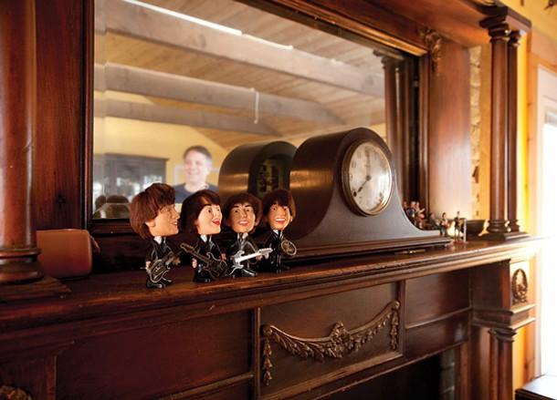 Authentic Selteab Inc. Beatles dolls from 1964. - DEBORAH DEGRAFFENREID
