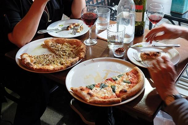 Pizzeria Posto in Rhinebeck - ROY GUMPEL