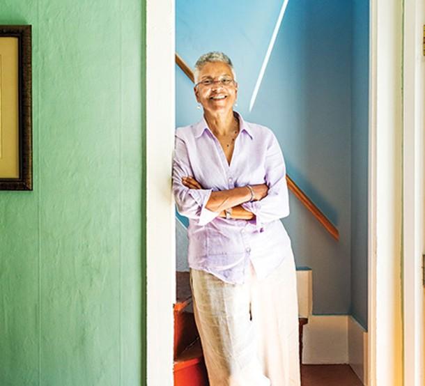 Cheryl Clarke rocks Hobart's Festival of Women's Writers - FRANCO VOGT