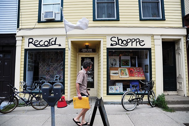 John Doe Records and Books in Hudson - ROY GUMPEL