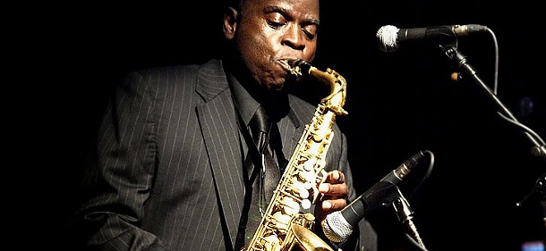 Funk-saxophone-blowing Maceo Parker, best known for working with James Brown and other legendary acts like Prince, playing at Infinity Music Hall October 16.