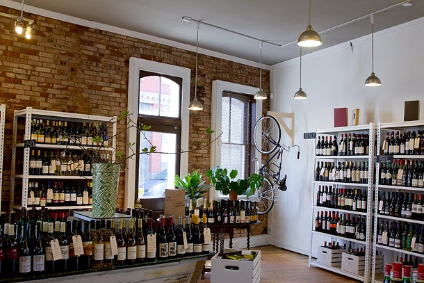 Inside Kingston Wine Co.