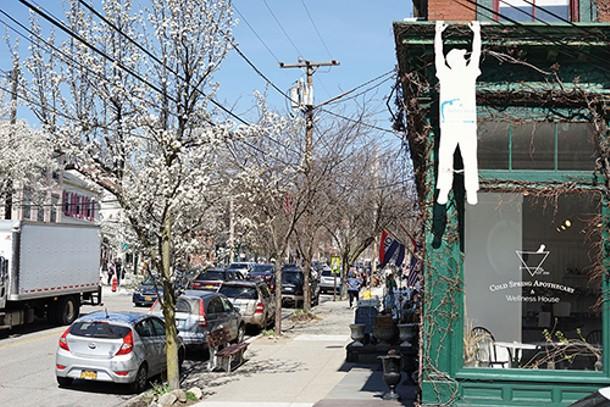 Cold Spring Apothecary on Main Street - JOHN GARAY