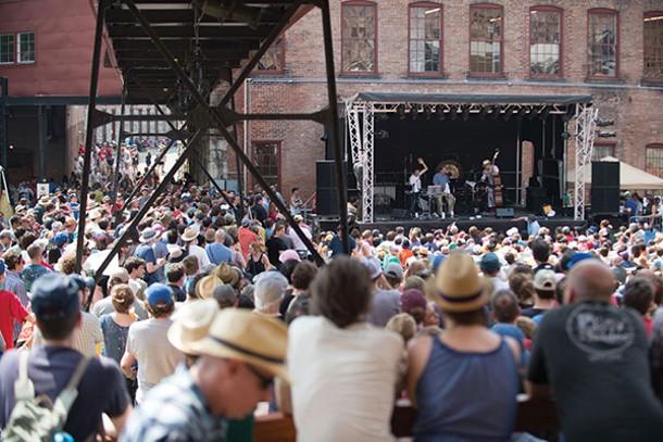 Solid Sound Festival at Mass MoCA