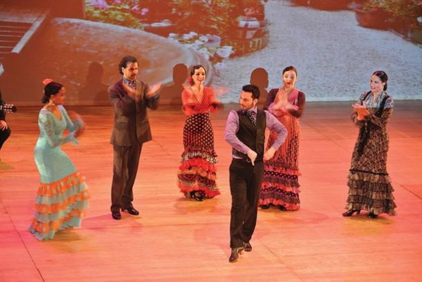 Flamenco Vivo and Carolota Santana Kaatsbaan International Dance Center in Tivoli - JOHN GARAY