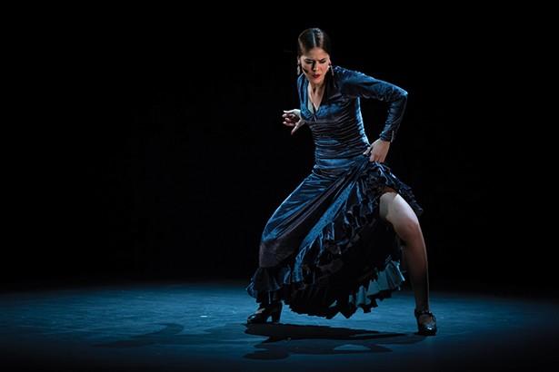 Patricia Guerrero will perform at Beyond Flamenco at PS21. - PHOTO BY IAN GAVAN