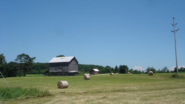 A New York farm. - COURTESY OF WIKIMEDIA COMMONS