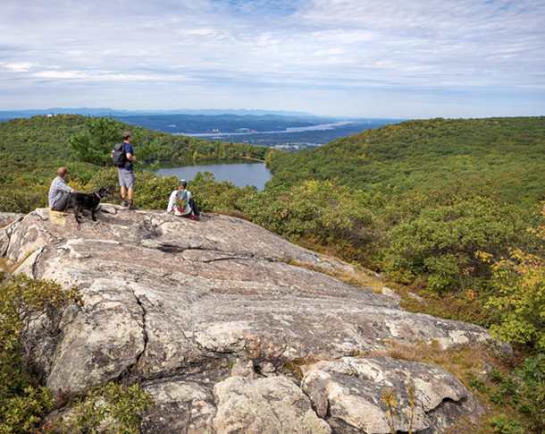 Mount Beacon Park is one of the most popular parks Scenic Hudson manages. - SCENIC HUDSON