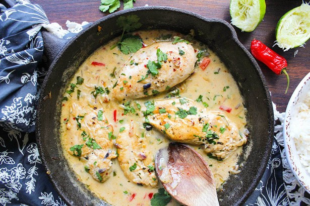 Coconut Lime Chicken - TRELLO
