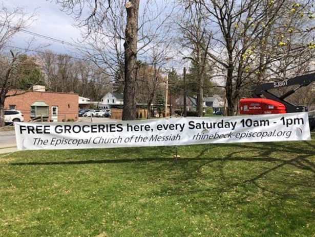 PHOTO COURTESY OF CHURCH OF THE MESSIAH - JAYNE BROOKS FOOD PANTRY