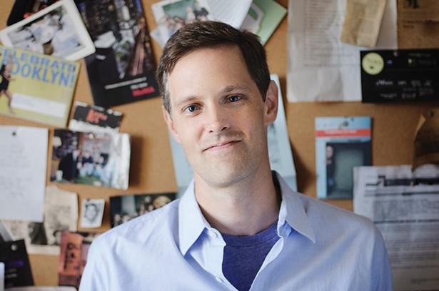Davis McCallum, artistic director of Hudson Valley Shakespeare Festival