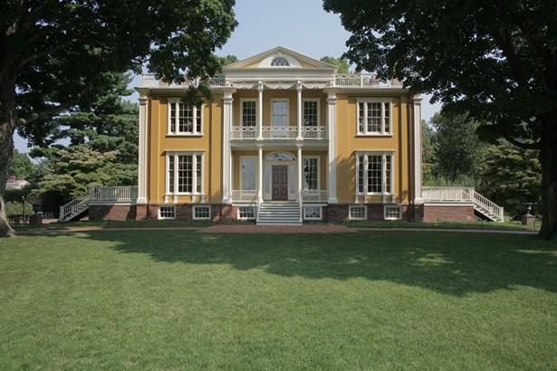 Bascobel House and Gardens in Garrison - BILL IRWIN