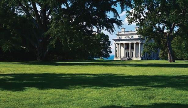 Vanderbilt Mansion National Historic Site